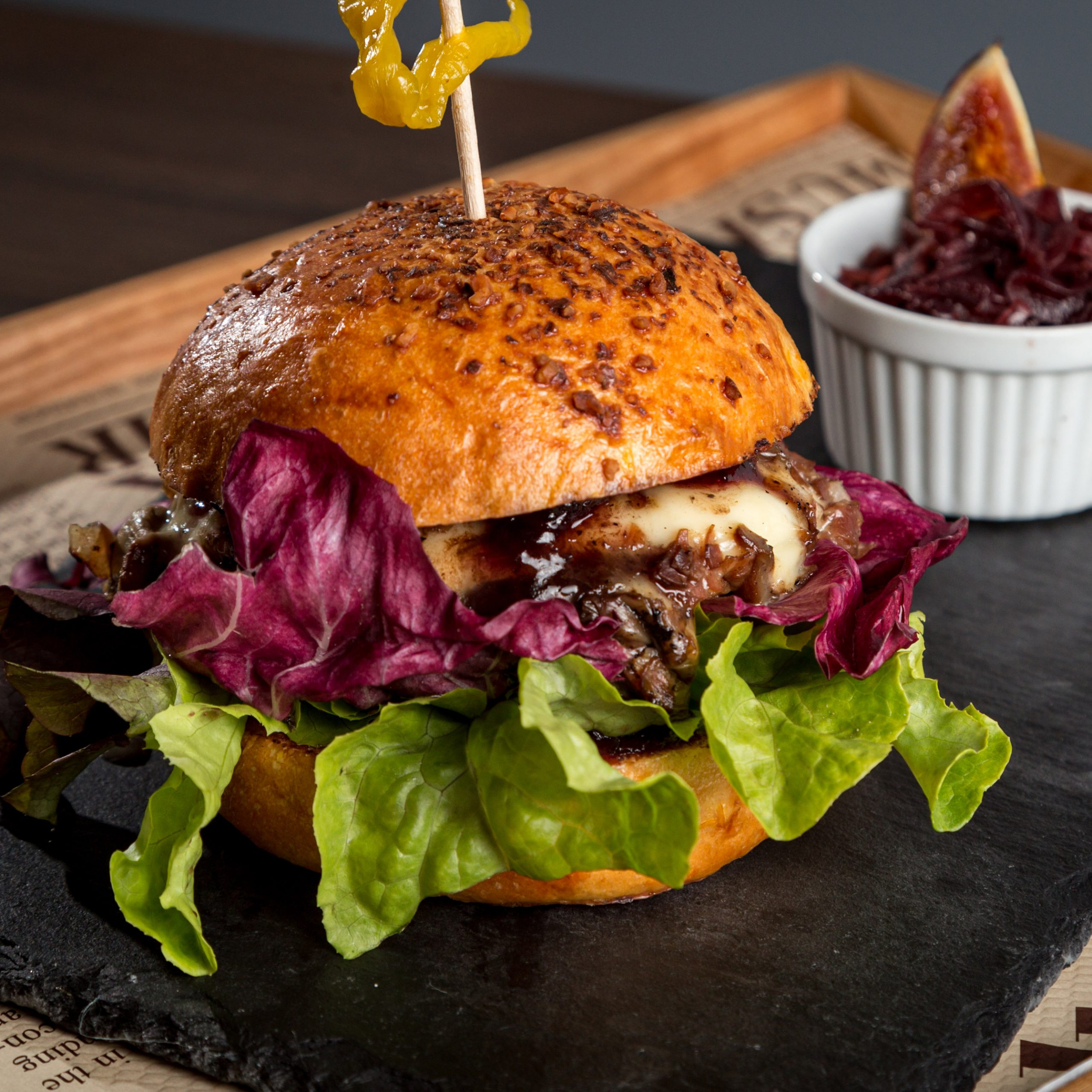 szarvas burger